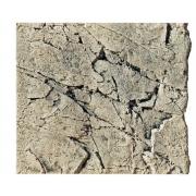 BTN Achterwand Slimline 50-B White Limestone 50x45cm