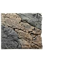 BTN Achterwand Slimline 50-B Basalt 50x45cm