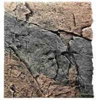BTN Achterwand Slimline 60-A Basalt 50x55cm