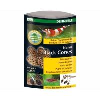Dennerle nano black cones 25 st.