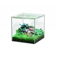 Aquatlantis aquarium full glass kubus 5L 18x18.6x18cm