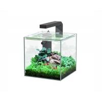 Aquatlantis aquarium full glass kubus 5L 18x18.6x18cm incl. ledlight