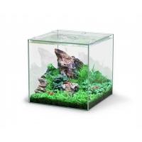 Aquatlantis aquarium full glass cube 10L 22x22.6x22cm