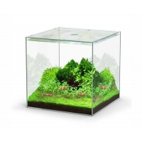 Aquatlantis aquarium full glass cube 22L 29x29.8x29cm