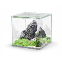 Aquatlantis aquarium full glass cube 33L 33x34x33cm