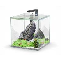Aquatlantis aquarium volglas kubus 33L 33x34x33cm incl led