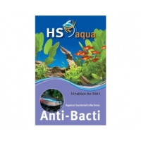 HS Aqua Anti-Bacti 10 tabletten