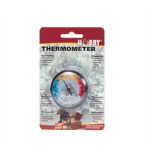 Hobby Terrano Thermometer rond voor Terraria