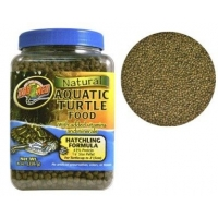 Zoomed Natural Aquatic Turtle Food Micro Pellet