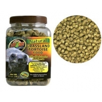 Zoomed Natural Grassland Tortoise Food 425gr