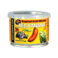 Zoomed Tropical Fruit Mix-ins Red Banana 113gr