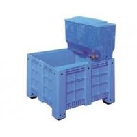 Koudwater visbak blauw 600L + opzetfilter blauw 220L