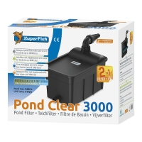 Superfish Pond clear 3000
